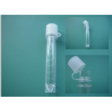 CE Approved Graduierung 8cc Test Tube mit Cup