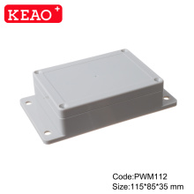 IP65 waterproof enclosure plastic wall mounting plastic enclosure electrical junction box abs outdoor electronics enclosure