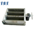 40 * 40 * 160 Steel Three Gang Mold for Prism