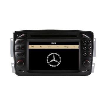 Auto DVD GPS for Mercedes-Benz Clk-W209 Radio Navigation