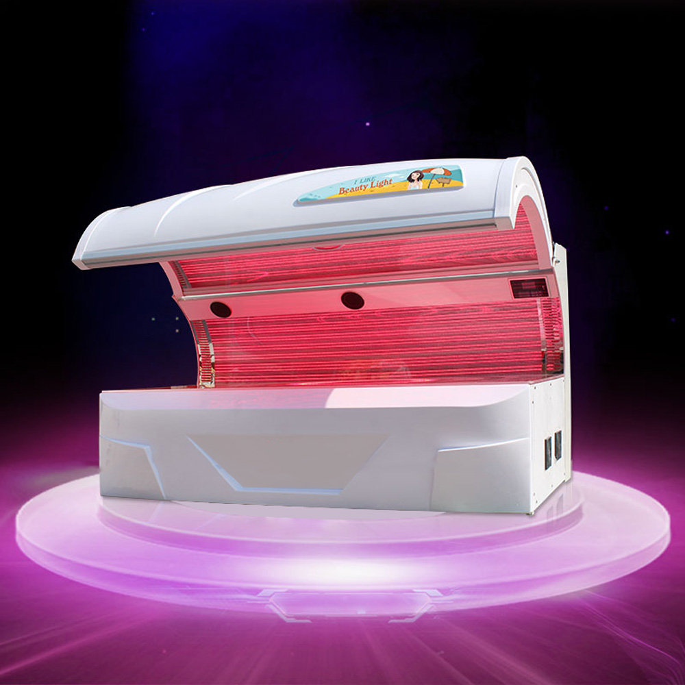 LED Light Therapy Bed