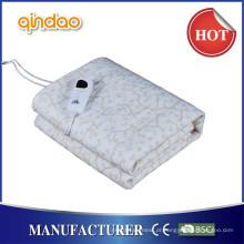 Soft confortável cobertor de aquecimento de lã com boa qualidade e preço