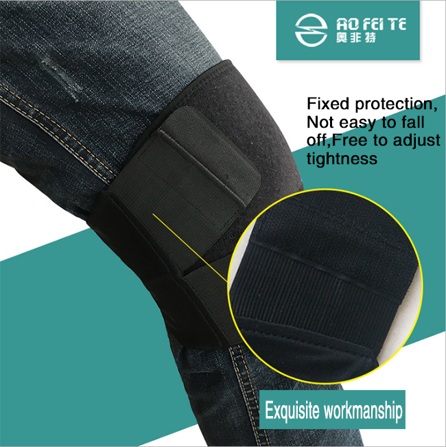 adjustable knee wrap