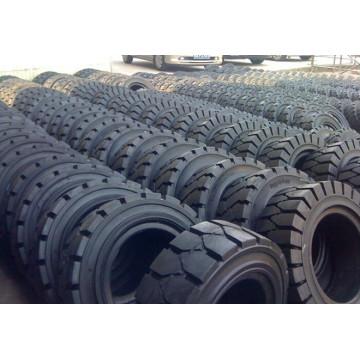 Pneu diagonal, 4.00-8, 5.00-8, 16 X 6-8, Industral pneus para empilhadeira