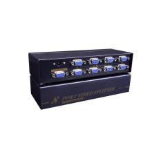 8 ports VGA Splitter 250MHz