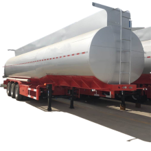 Stainless Fuel Tank Trailer