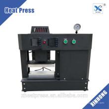 FJXHB5-E Machine de pressage à chaud à chaud à chaud à double chaleur avec CE