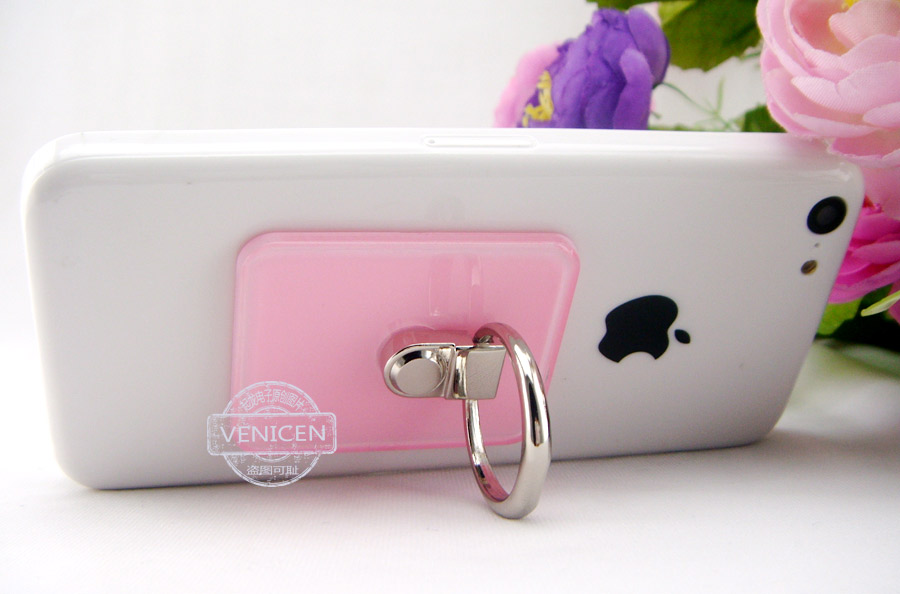 Pink Mobile Phone Stand
