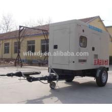 Ventas calientes 20KVA-1500KVA refrigerado por agua del generador portátil con CE