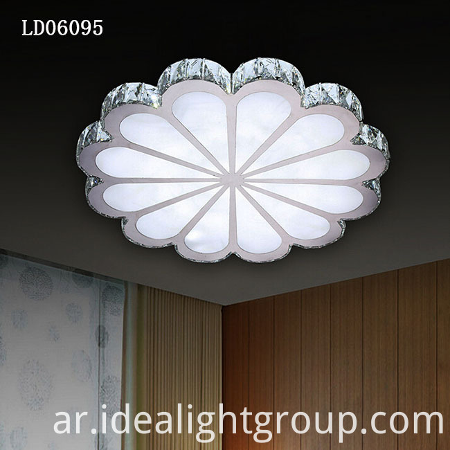 modern fancy chandelier lamp