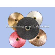 Viskose-Rayon-Filament-Garnkuchen in Farbe gefärbt
