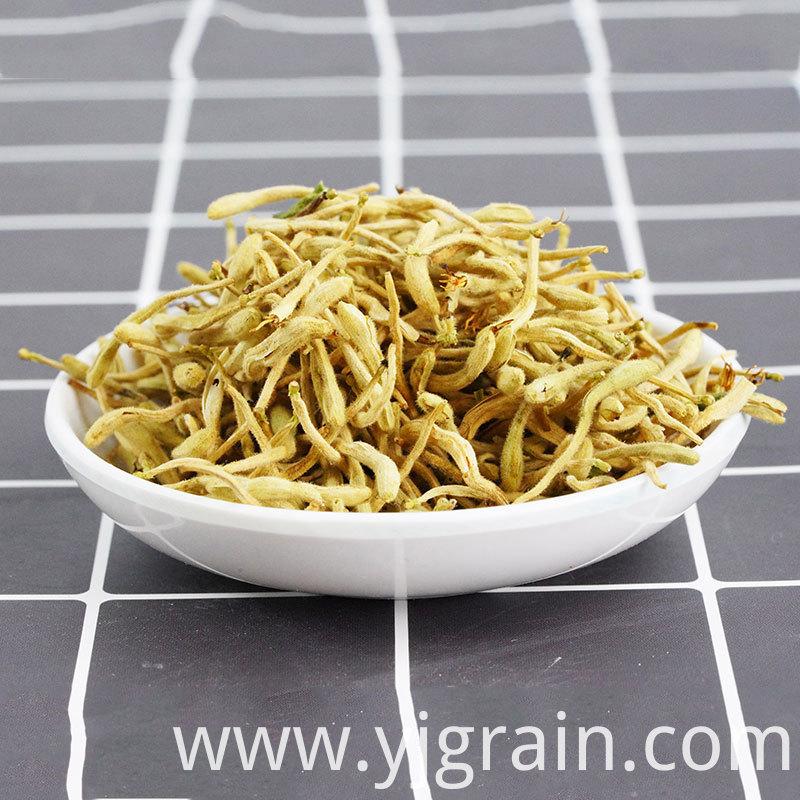 Honeysuckle and chrysanthemum tea