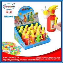 Plastiklöscher-Fan-Spielzeug mit Süßigkeit