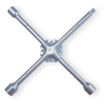 Cross Rim Wrench Silver Powder Recubierto