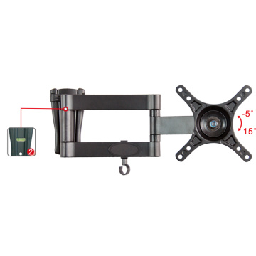 10inch to 24inch Articulating TV Bracket Mount (WLB141)