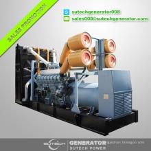 Chine fournisseur 800 kva Mitsubishi moteur électrique générateur diesel