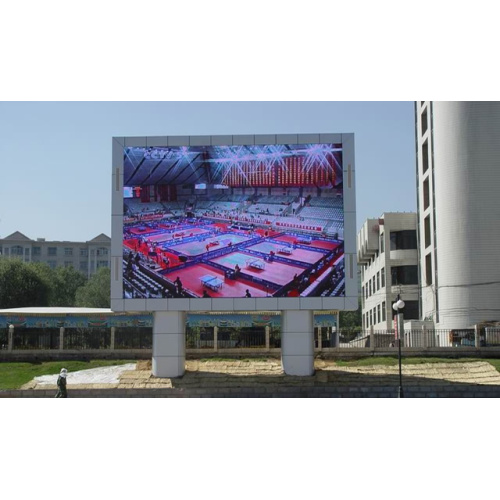 Pantalla LED para exteriores P5 Waterpoof Advertising