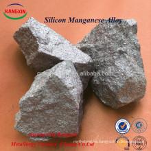 Aleación de manganeso de silicio de acero de alta calidad
