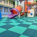 напольная плитка Interlock Sports для детской площадки