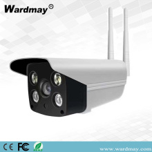 4X 4.0MP IR Bullet Wireless IP Camera