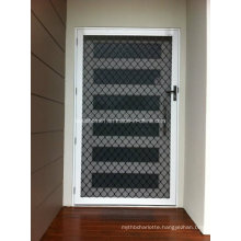 Residential Frame Security Grille Door