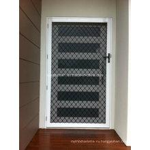 Дверь решетчатой решетки