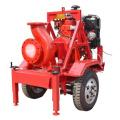 Bewegliche industrielle Dieselwasserpumpen