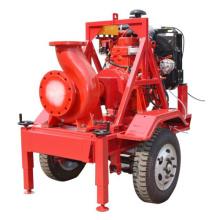 Bomba de motor de agua agrícola / industrial de 4 pulgadas