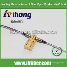 Interruptor óptico de fibra óptica 1x2