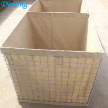 Manufacturer Easy Assembled Welded Hesco Defensive Barriers
