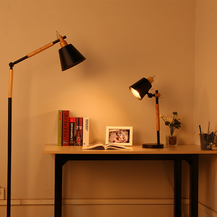 Application Halogen Floor Lamp