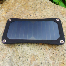 2016 Alibaba Wholesale 6.5W Portable High Capacity Solar Panel Charger