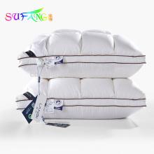 Отель постельное белье/дешевые оптовая продажа горячая распродажа текстиля 5 звездочный отель 100% хлопок подушки гостинице спальный хлопок подушка