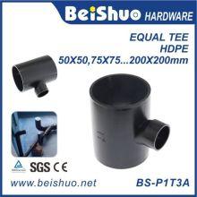 Tête égale à l'ajustement des tuyaux PPR haute résistance