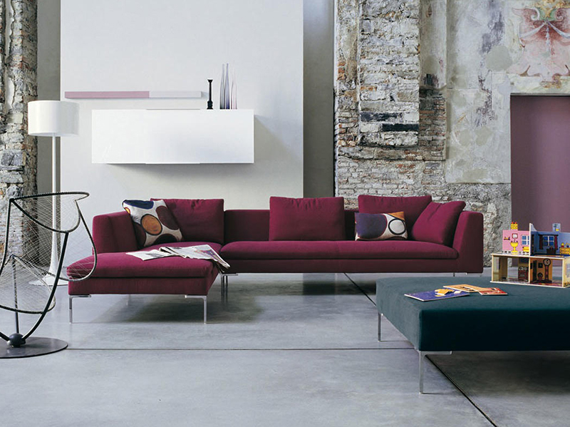 Charles-Sofa-in-Fabric-by-B&B-Italia