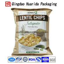 Nice Transparent Chips Snack Food Plastic Bags Packaging