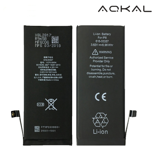 Nuevo iPhone 8 Li-ion Battery TI TI IC
