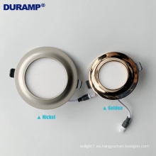 Lámpara empotrable LED Duramp UFO de aluminio