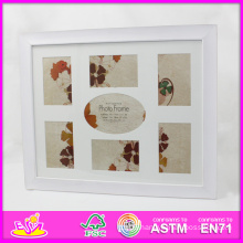 2014 Hot Sale New High Quality (W09A027) En71 Light Classic Fashion Picture Photo Frames, Photo Picture Art Frame, Wooden Gift Home Decortion Frame