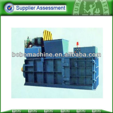 100T horizontal compress machine for waste paper