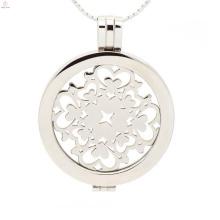 Популярные полый сердце медальон монета,любовь навсегда ювелирные изделия