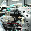 Полный автоматический высокого класса 180ton 180т 1800kn пластиковые автоматической инъекции toothbrusher литьевая формовочная машина