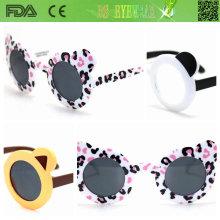 Sipmle, estilo de moda niños gafas de sol (ks011)