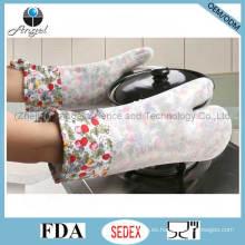 Venta al por mayor antideslizante guante de cocina de silicona para cocinar la hornada Sg20