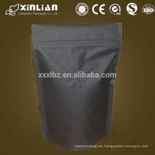 Fábrica personalizada de la calidad hoja de aluminio directa bolsos bolsos de empaquetado del té bolsos bolsos de té