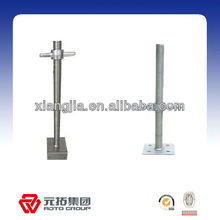 scaffolding universal screw jack for supporting