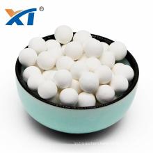 XINTAO excellent heat acid resistance 99 support media high alumina ceramic ball