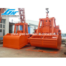 Clouton de clapet électro-hydraulique 25t pour grue de pont (SWL25T 6-12m3)