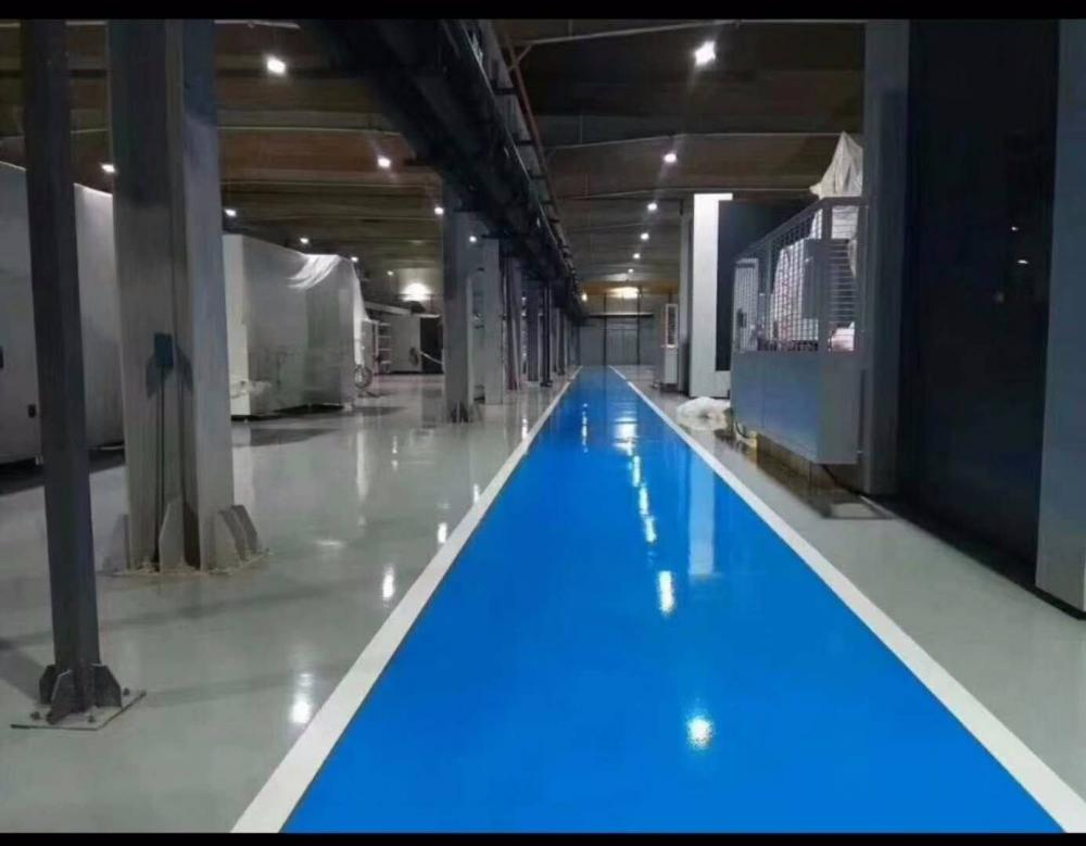 Factory High Strength Epoxy Resin Coating Floor