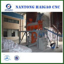 Малая полуавтоматическая линия для производства строительных растворов